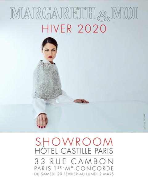 Margareth&Moi showroom Hiver 2020