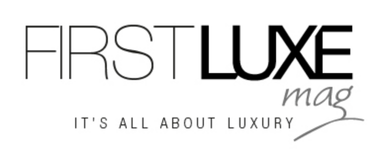 First Luxe magazine